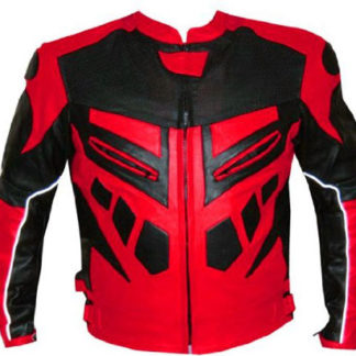 ARMOR-LEATHER-RIDING-JACKET-IN-RED