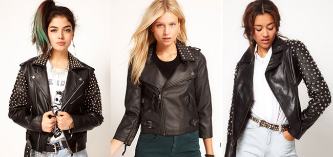 A guide For The Women How To Chose your leather Jacket Style ...