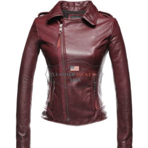 Classical-Fashion-cum-biker-Long-Sleeve-jackets-for-Women