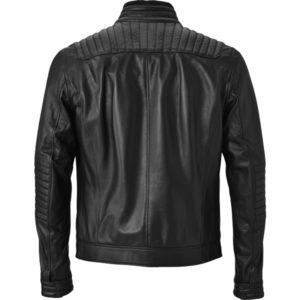 Cavallino Rampante Black Bomber Jacket