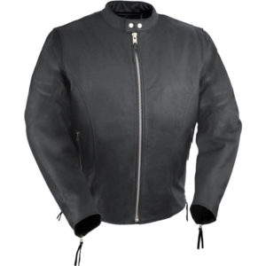 Modern Style Premium Biker Leather Jacket