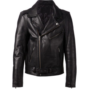 G-Eazy Leather Jacket black