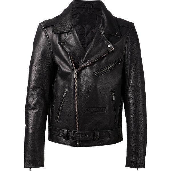 G-Eazy Leather Jacket black